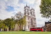 Westminster Abbey. London, England, UK — Foto de Stock