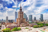 Warsaw, Poland. — Stock Photo