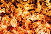 пламени — Стоковое фото