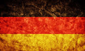 Germany grunge flag — Stock Photo
