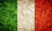 Italy grunge flag. — Stock Photo
