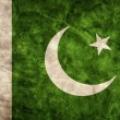Pakistan grunge flag. — Stock Photo #51213731