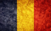 Romania grunge flag. — Stock Photo