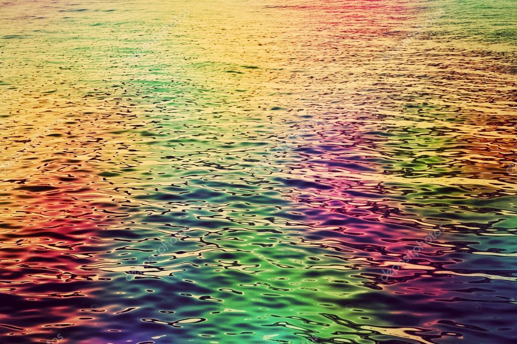 Acqua increspature nel mare astratto sfondo hd foto for Immagini sfondo hd