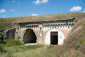 Russian military fortress.  Kerch, Crimea — Stockfoto