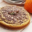 Pumpkin pie - Stockfoto