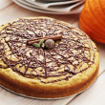 Pumpkin pie — Stock Photo #12334870
