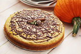 pumpkin pie — Foto Stock