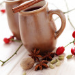 Mulled wine — Stock Photo #13154307