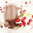 Mulled wine — Stock Photo #13154334