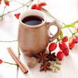 Mulled wine — Stock Photo #13154372