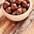 Edible chestnuts — Foto Stock