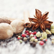 Gingerbread spices - Foto Stock