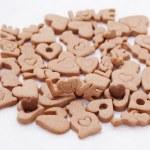 Cinnamon cookies — Stock Photo #16994821