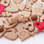 Cinnamon cookies — Stock Photo #16994823