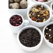Various tea — Stock Photo