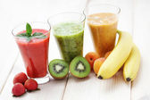 Fruity shake — Stock Photo