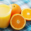 Orangensaft — Stockfoto #21728243