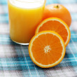 Orange juice — Stock Photo #21728245
