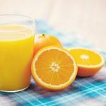 Orange juice — Stock Photo #21728315