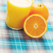 Orange juice — Stock Photo #21728341