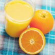 Orange juice — Stock Photo #21728397