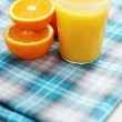 Orange juice — Stock Photo #21728437