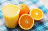 Orange juice — Foto de Stock