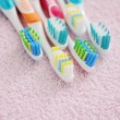 Toothbrushes — Stockfoto