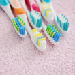Brosses à dents — Photo