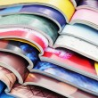 Stack of magazines — Stock Photo #27561157