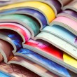 Stack of magazines — Stock Photo #27561207