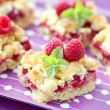 Raspberry cake — Stock Photo #31148995