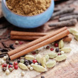 Garam masala — Stock Photo