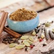 Garam masala — Stock Photo #33052225