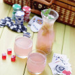 Rhubarb juice — Stock Photo #38911047