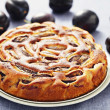 Plum pie — Stock Photo #39829293