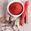 Tandoori masala — Stock Photo #41116515
