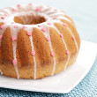 Poppyseed Easter cake — Stock Photo #44615693
