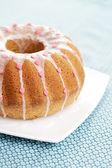 Poppyseed Easter cake — Stock Photo