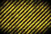 Rayas grunge fondo amarillo — Foto de Stock