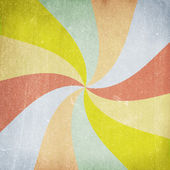 Colorful grunge or vintage swirl background — Stock Photo