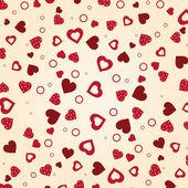 ビンテージ ベクトルのバレンタイン — ストックベクタ