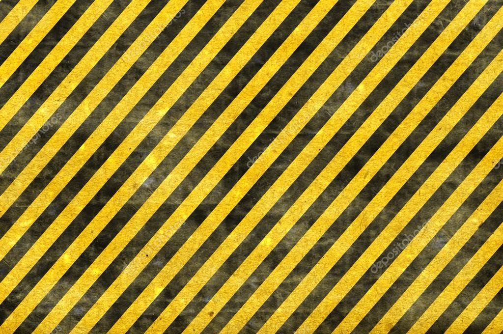 Yellow stripe background