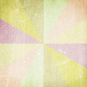 Multicolor Sunbeams. Grunge or vintage background — Stock Photo