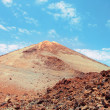 Teide volcano. Tenerife, Spain - Stock Photo