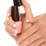 Nail polisher — Stock Photo