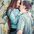Young couple in love — Stock Photo #13276496