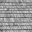 Old Wooden Roof — Stock Photo