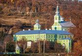 Klasztor św — Zdjęcie stockowe